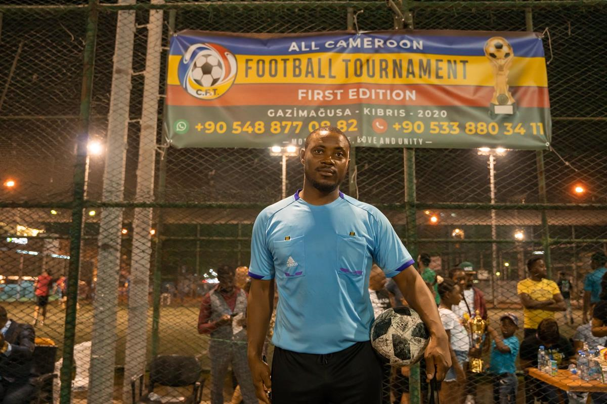Cameroon Student's Society Organize Football Tournament to Foster Unity